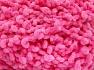 Fiber Content 100% Micro Fiber, Pink, Brand Ice Yarns, Yarn Thickness 6 SuperBulky  Bulky, Roving, fnt2-64542