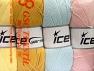 Fiber Content 52% Nylon, 48% Acrylic, Mixed Lot, Brand Ice Yarns, fnt2-64675