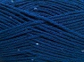 İçerik 98% Akrilik, 2% Paillette, Brand Ice Yarns, Dark Blue, fnt2-64922