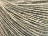 Fiber Content 56% Cotton, 22% Extrafine Merino Wool, 22% Baby Alpaca, Light Grey, Brand Ice Yarns, fnt2-65016