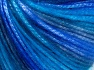 Fiber Content 56% Polyester, 44% Acrylic, Turquoise, Purple Shades, Brand Ice Yarns, fnt2-65034