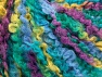 Fiber Content 55% Acrylic, 35% Wool, 10% Polyamide, Purple, Light Blue, Brand Ice Yarns, Green Shades, fnt2-65229