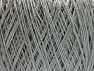 Fiber Content 70% Viscose, 30% Polyamide, Silver, Brand Ice Yarns, fnt2-65231