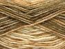 Fiber Content 50% Premium Acrylic, 50% Wool, Brand Ice Yarns, Brown Shades, Beige, fnt2-65280