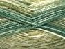 Fiber Content 50% Premium Acrylic, 50% Wool, Brand Ice Yarns, Green Shades, fnt2-65284