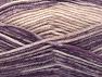 Fiber Content 50% Premium Acrylic, 50% Wool, Purple Shades, Powder Pink, Brand Ice Yarns, fnt2-65290