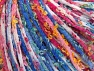Fiber Content 100% Polyamide, White, Pink Shades, Brand Ice Yarns, Green, Blue, fnt2-65334