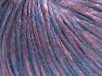 Fiber Content 70% Polyamide, 19% Merino Wool, 11% Acrylic, Purple, Pink, Brand Ice Yarns, Yarn Thickness 4 Medium  Worsted, Afghan, Aran, fnt2-65506