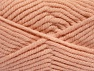 Fiber Content 50% Wool, 50% Acrylic, Light Salmon, Brand Ice Yarns, fnt2-65637
