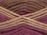 Fiber Content 50% Wool, 50% Acrylic, Purple, Brand Ice Yarns, Brown Shades, fnt2-65643