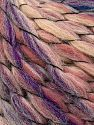 Fiber Content 70% Premium Acrylic, 15% Wool, 15% Alpaca, Purple, Pink Shades, Brand Ice Yarns, Blue, Beige, fnt2-65912