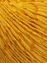Fiber Content 70% Mercerised Cotton, 30% Viscose, Brand Ice Yarns, Gold, fnt2-65989