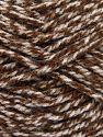 Bulky  İçerik 100% Akrilik, Brand Ice Yarns, Brown Shades, fnt2-66046