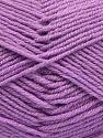 Περιεχόμενο ίνας 60% Μαλλί Μερινός , 40% Ακρυλικό, Light Lilac, Brand Ice Yarns, fnt2-66084