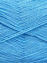 Very thin yarn. It is spinned as two threads. So you will knit as two threads. Yardage information is for only one strand. Περιεχόμενο ίνας 100% Ακρυλικό, Light Blue, Brand Ice Yarns, fnt2-66182