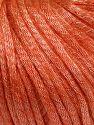 Fiber Content 67% Tencel, 33% Polyamide, Salmon, Brand Ice Yarns, fnt2-66197