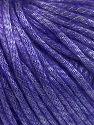 Fiber Content 67% Tencel, 33% Polyamide, Purple, Brand Ice Yarns, fnt2-66200