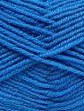 Fiber Content 60% Merino Wool, 40% Acrylic, Brand Ice Yarns, Blue, fnt2-66541