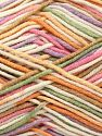 Fiber Content 50% Cotton, 50% Acrylic, Pink, Lilac, Brand Ice Yarns, Green, Gold, Cream, Brown, Yarn Thickness 2 Fine  Sport, Baby, fnt2-66584