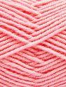 Fiber Content 60% Merino Wool, 40% Acrylic, Brand Ice Yarns, Baby Pink, fnt2-66590
