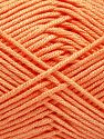 Fiber Content 50% Acrylic, 50% Bamboo, Light Salmon, Brand Ice Yarns, fnt2-66601