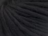 Fiber Content 100% Australian Wool, Brand ICE, Black, Yarn Thickness 6 SuperBulky  Bulky, Roving, fnt2-26148