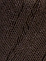 Fiber Content 50% Linen, 50% Viscose, Brand ICE, Brown, Yarn Thickness 2 Fine  Sport, Baby, fnt2-27253