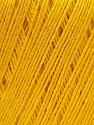 Fiber Content 50% Linen, 50% Viscose, Yellow, Brand ICE, Yarn Thickness 2 Fine  Sport, Baby, fnt2-27257