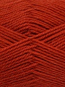 Fiber Content 100% Virgin Wool, Brand ICE, Copper, Yarn Thickness 3 Light  DK, Light, Worsted, fnt2-42308