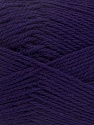 Fiber Content 100% Virgin Wool, Purple, Brand ICE, Yarn Thickness 3 Light  DK, Light, Worsted, fnt2-42311